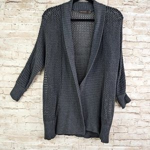 THE LIMITED OPEN CARDIGAN SZ S
